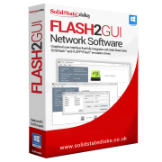 FLASH2GUI Network Software